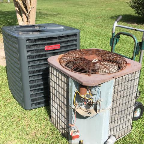 HVAC Replacement